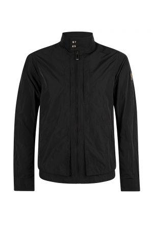Belstaff Men's Grove Lightweight Jacket Black - New S20 Collection