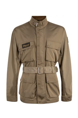 Belstaff Men's Trialmaster XL 500 Jacket Fallow - New S20 Collection