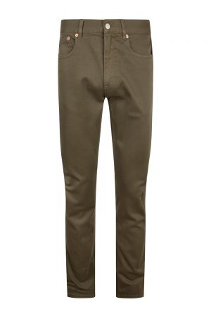 Belstaff Men's Longton Slim Jeans Sage Green - New S20 Collection
