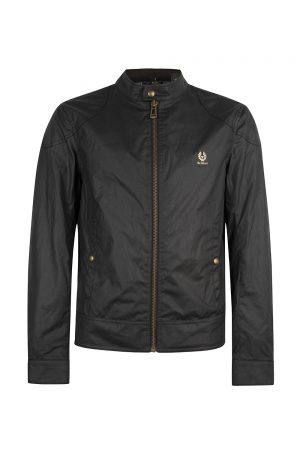 Belstaff Men's Kelland Jacket Black - New S20 Collection