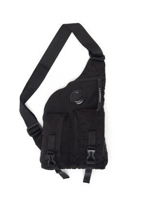 C.P. Company Cross Bag Black - New W20 Collection