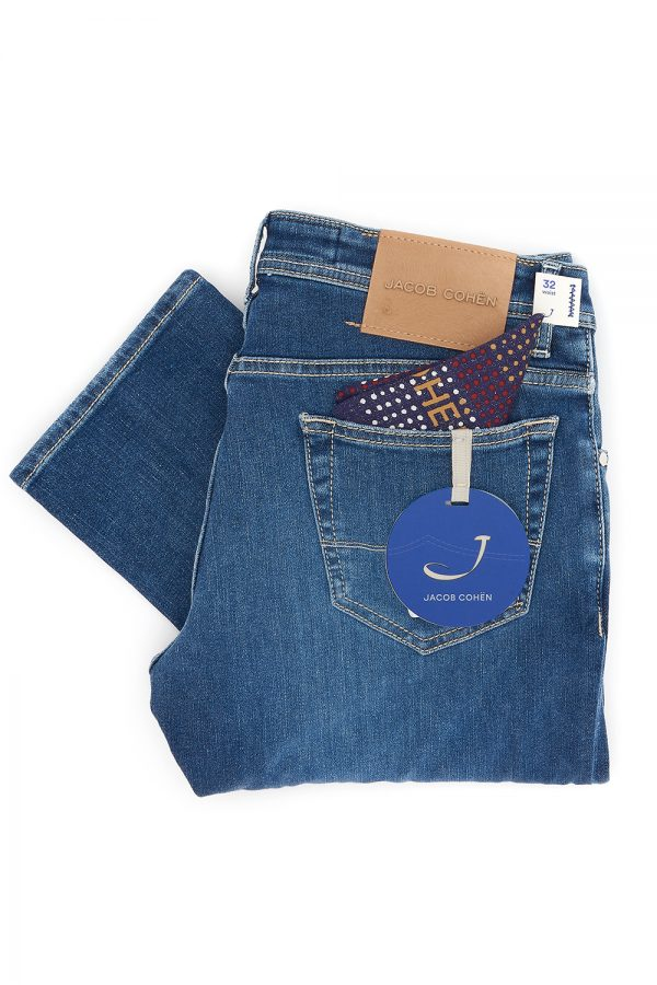 Jacob Cohen Jeans Back