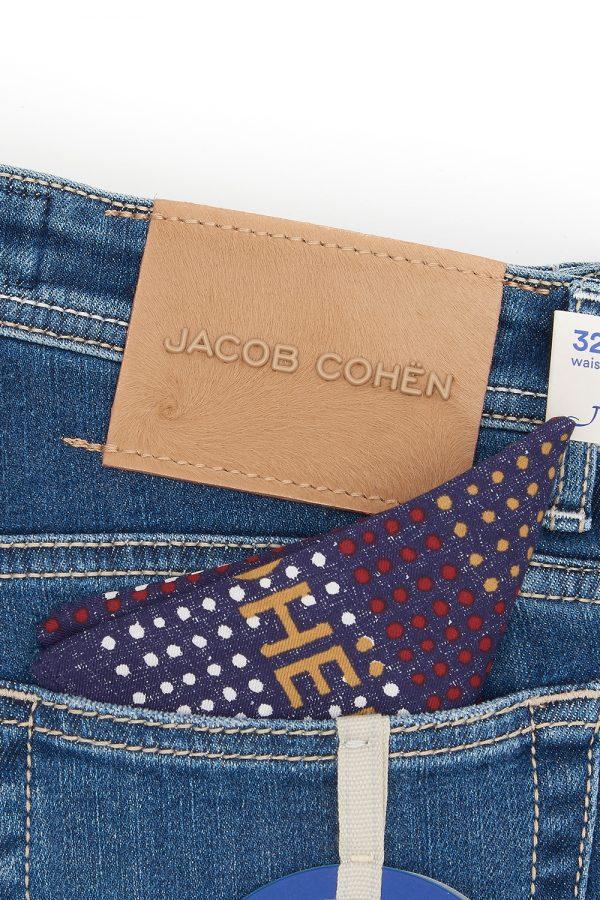 Jacob Cohen Jeans Detail