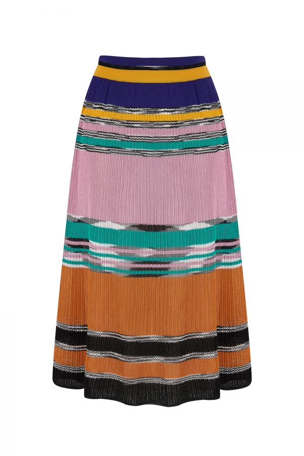 Missoni Skirt Back