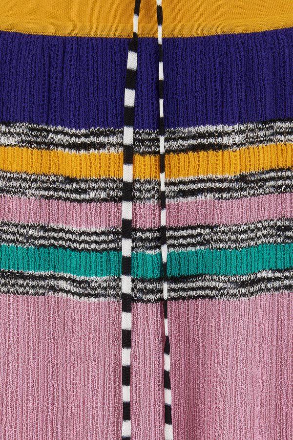 Missoni Skirt Detail