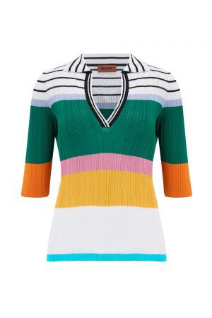 Missoni Polo Front