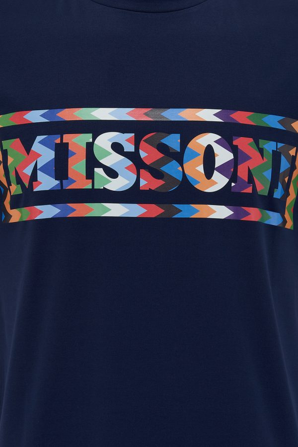 Missoni T-shirt Detail