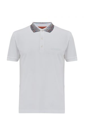 Missoni Polo Shirt Front