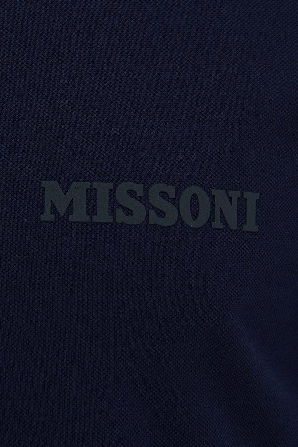 Missoni Polo Shirt Detail