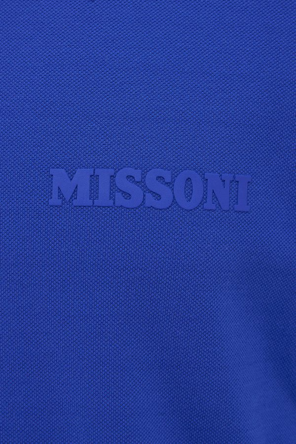Missoni Polo Detail
