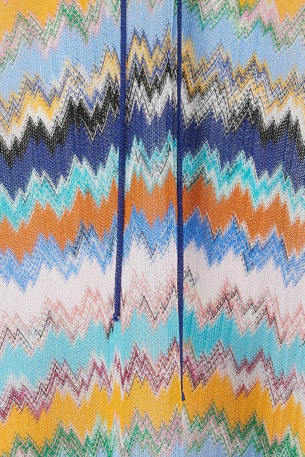 Missoni Women's Zig-zag Kaftan Multicoloured - New SS21 Collection