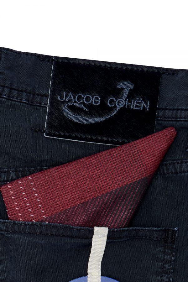 Jacob Cohën J6636 Comfort Men's Shorts Navy - New SS21 Collection