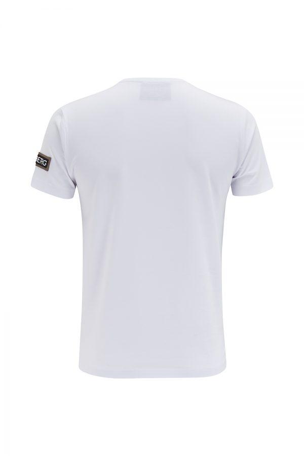 Iceberg Men's Michelangelo Art T-shirt White - New SS21 Collection