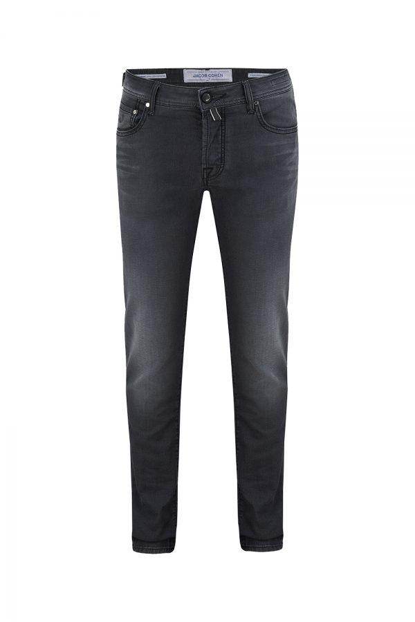Jacob Cohën J622 Men's Faded Slim Jeans Black - New SS21 Collection