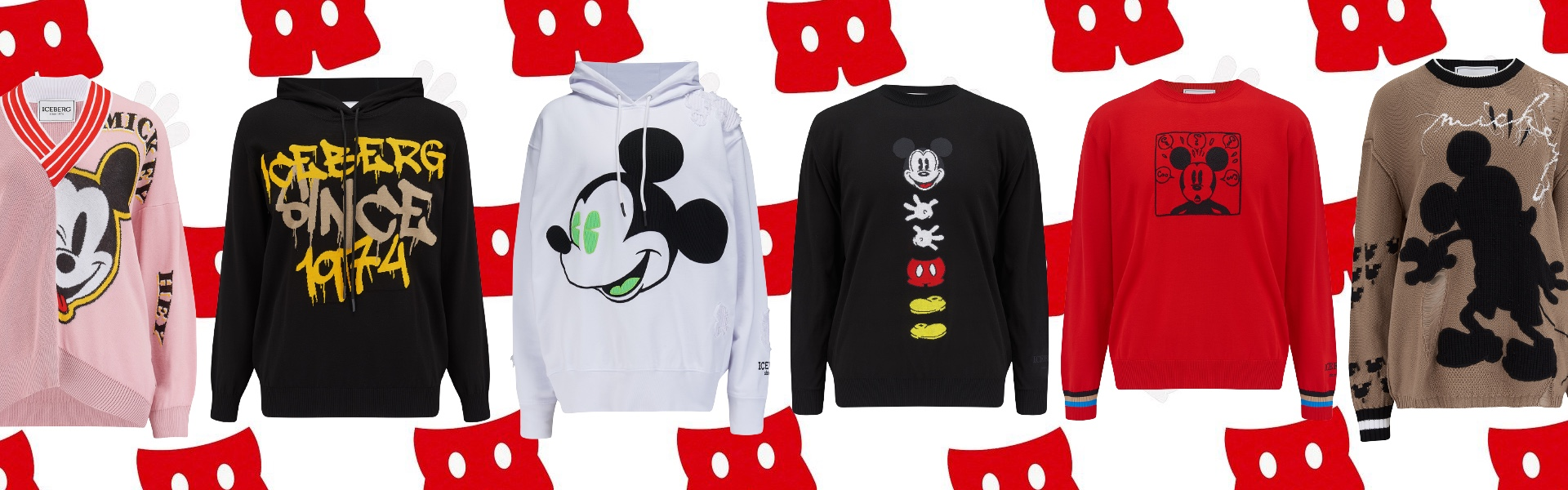 Mickey-Mouse-Collection