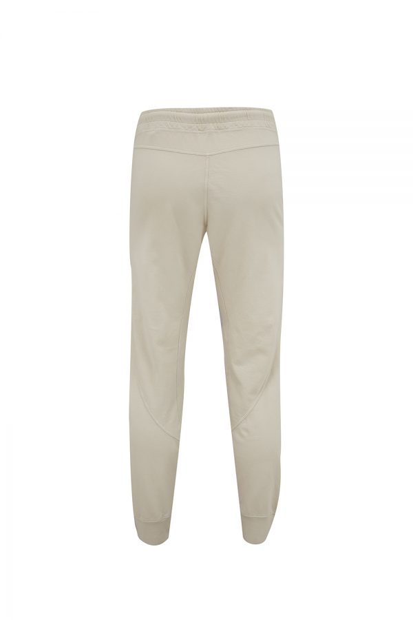 C.P. Company Men's Lens Pocket Track Pants Ivory - New S21 Collection