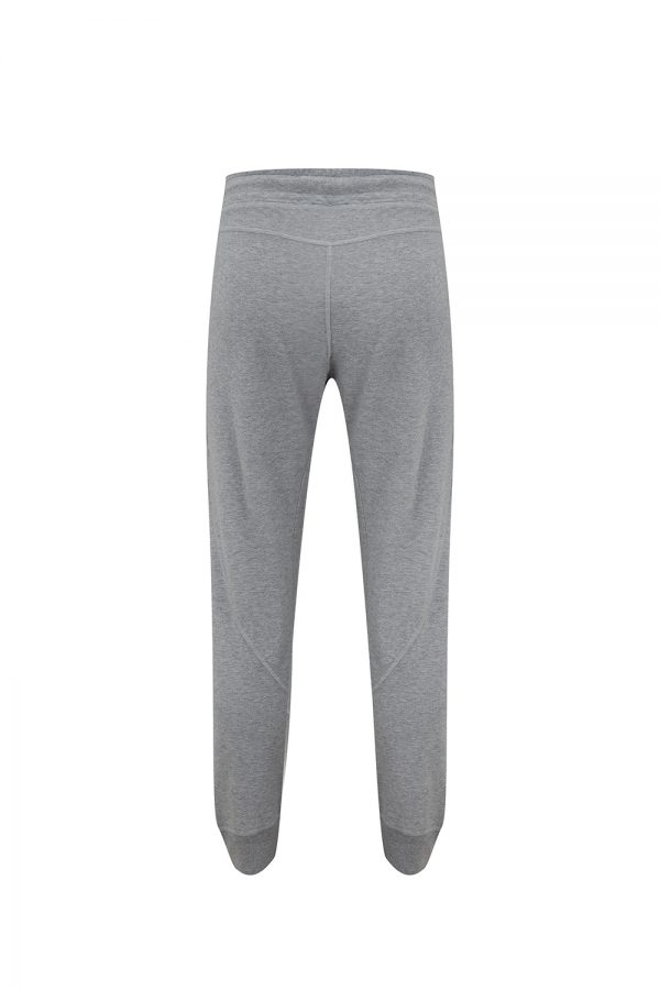 C.P. Company Men's Light Fleece Track Pants Grey - New S21 Collection