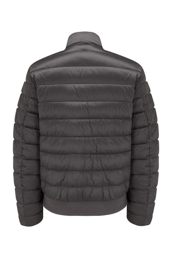 Belstaff Circuit Men's Short Down Jacket Grey - New W21 Collection